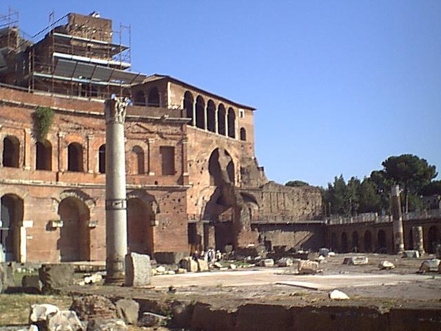 Forum of Trajan - 2000-09-01-165501