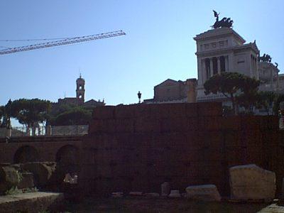 Forum of Trajan - 2000-09-01-165549
