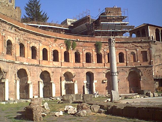 Forum of Trajan - 2000-09-01-165558