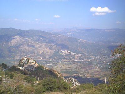 Santuario della Mentorella - 2000-09-02-151030