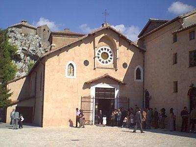 Santuario della Mentorella - 2000-09-02-153106