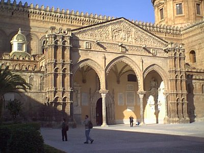 Cathedral of Palermo - 2001-01-05-134704