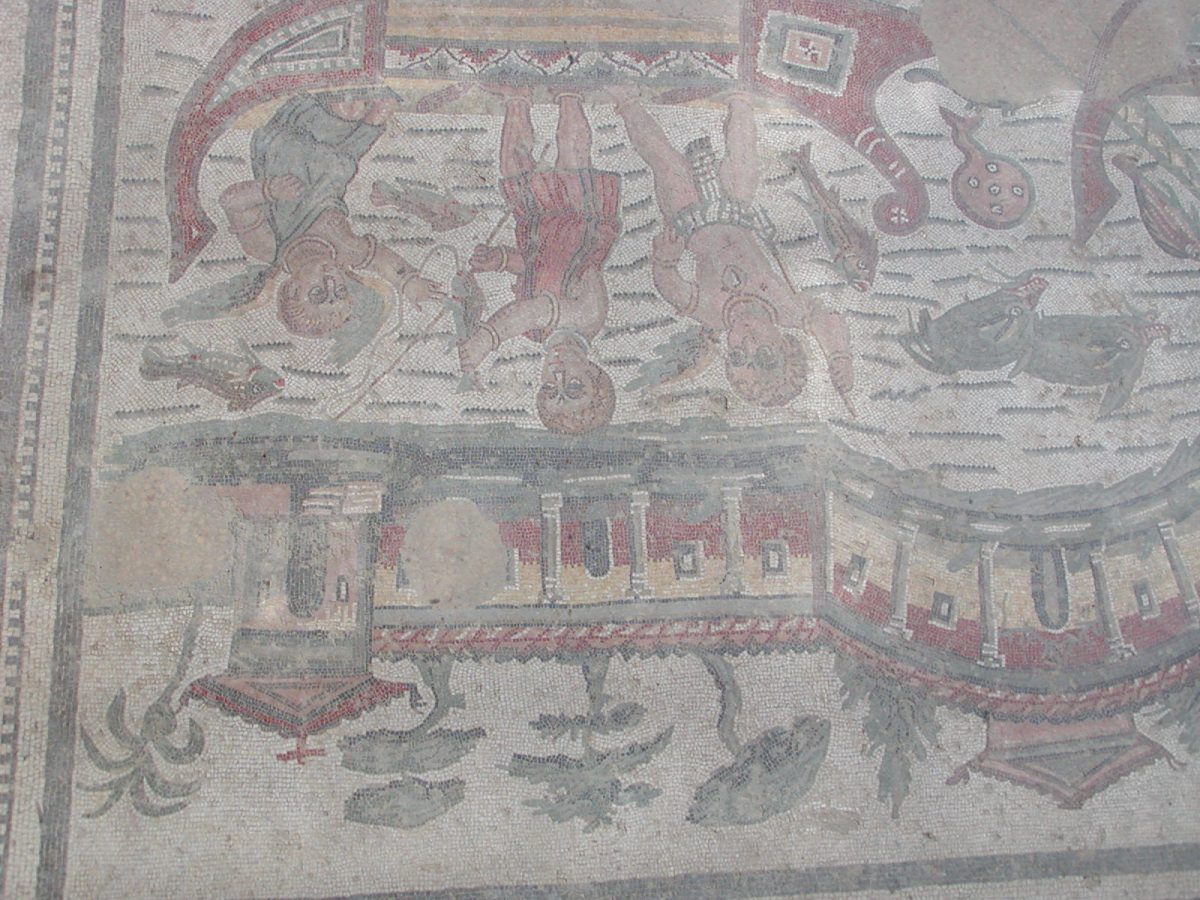 Villa Romana del Casale - 2001-09-13-143424