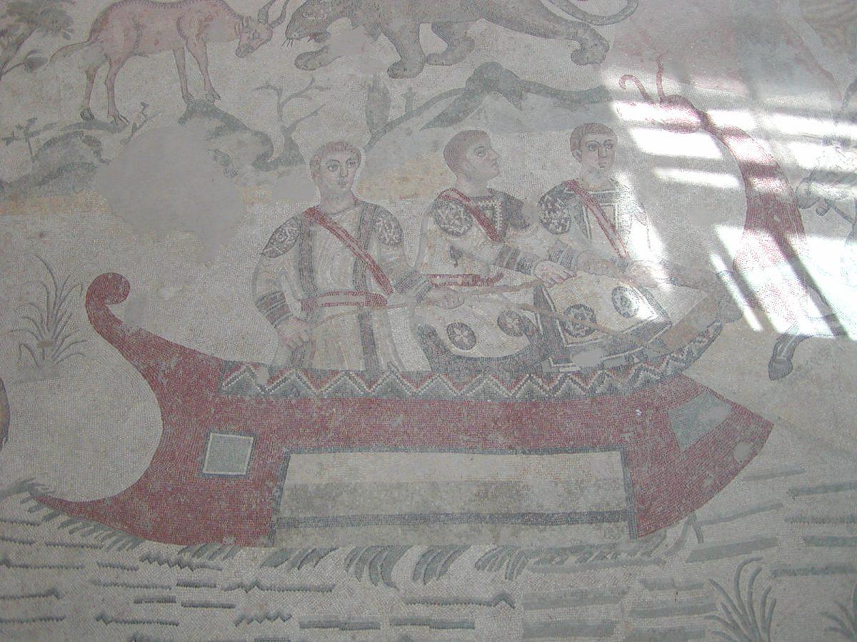 Villa Romana del Casale - 2001-09-13-150244