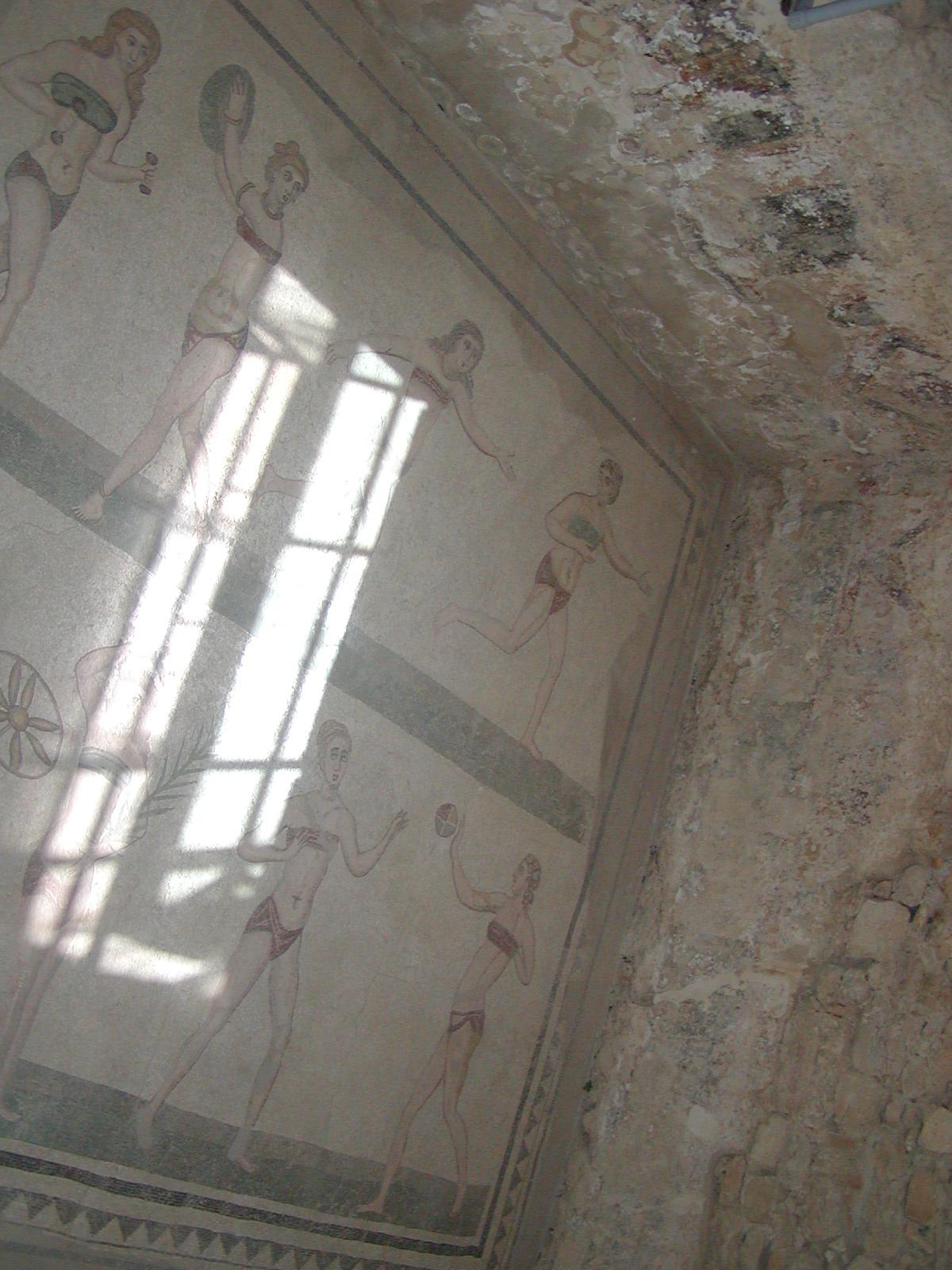 Villa Romana del Casale - 2001-09-13-150301