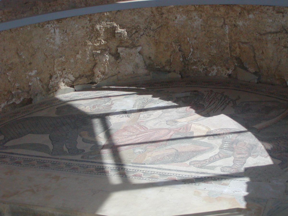 Villa Romana del Casale - 2001-09-13-150453