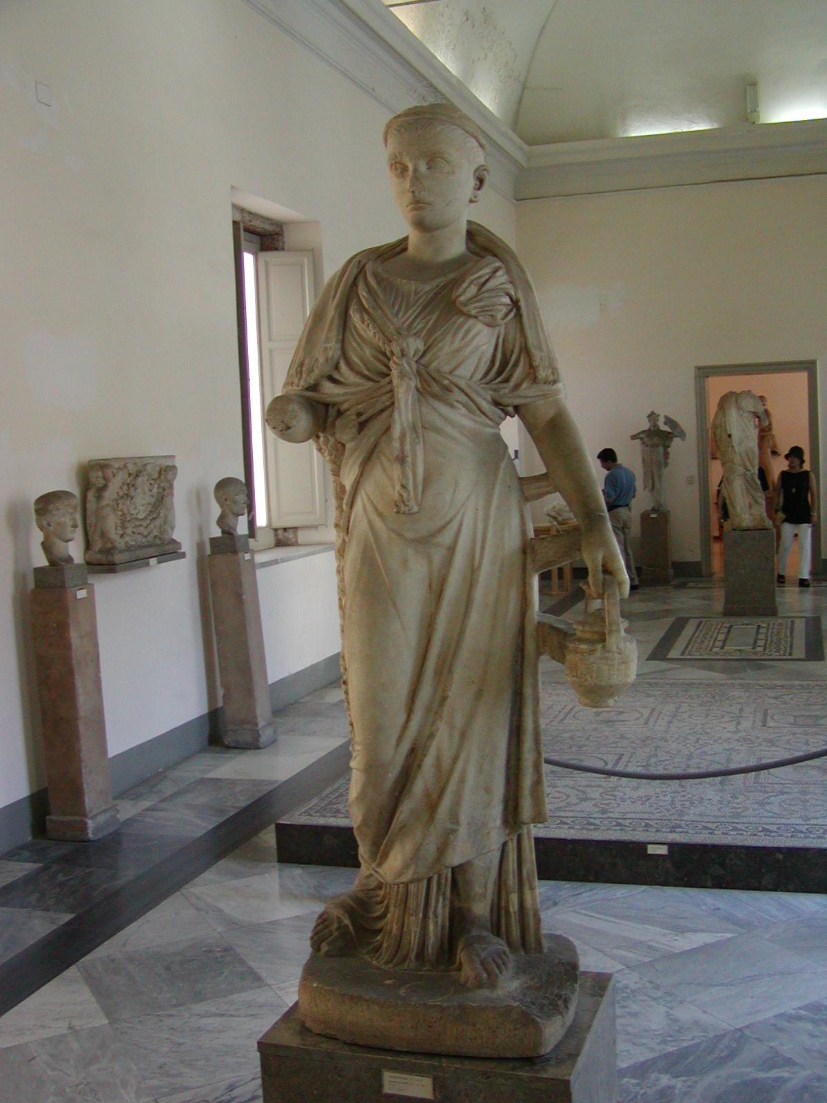 "Archeological Museum ""A. Salinas"" - 2001-09-16-121209"