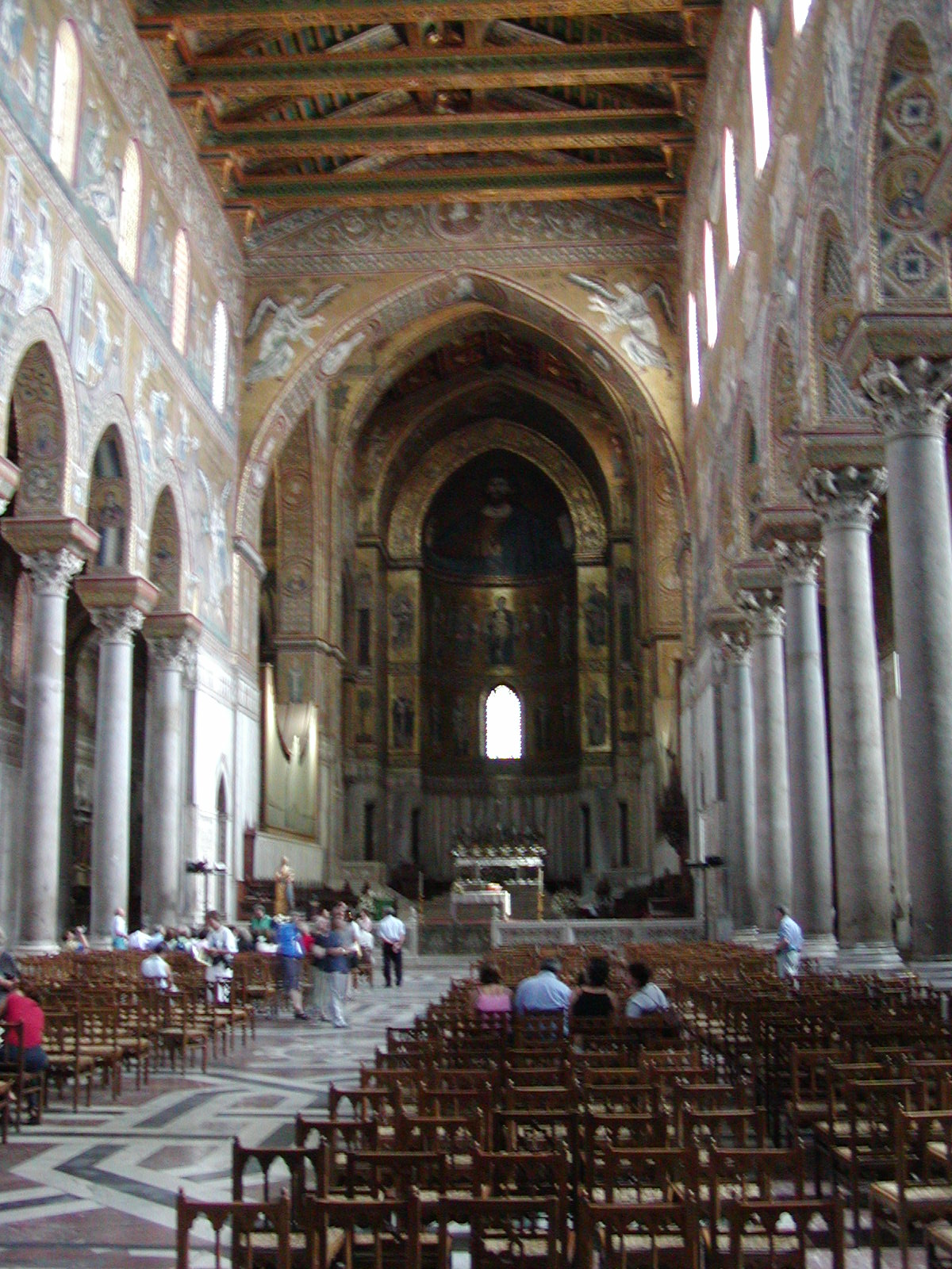 Cathedral of Monreale - 2001-09-17-121604