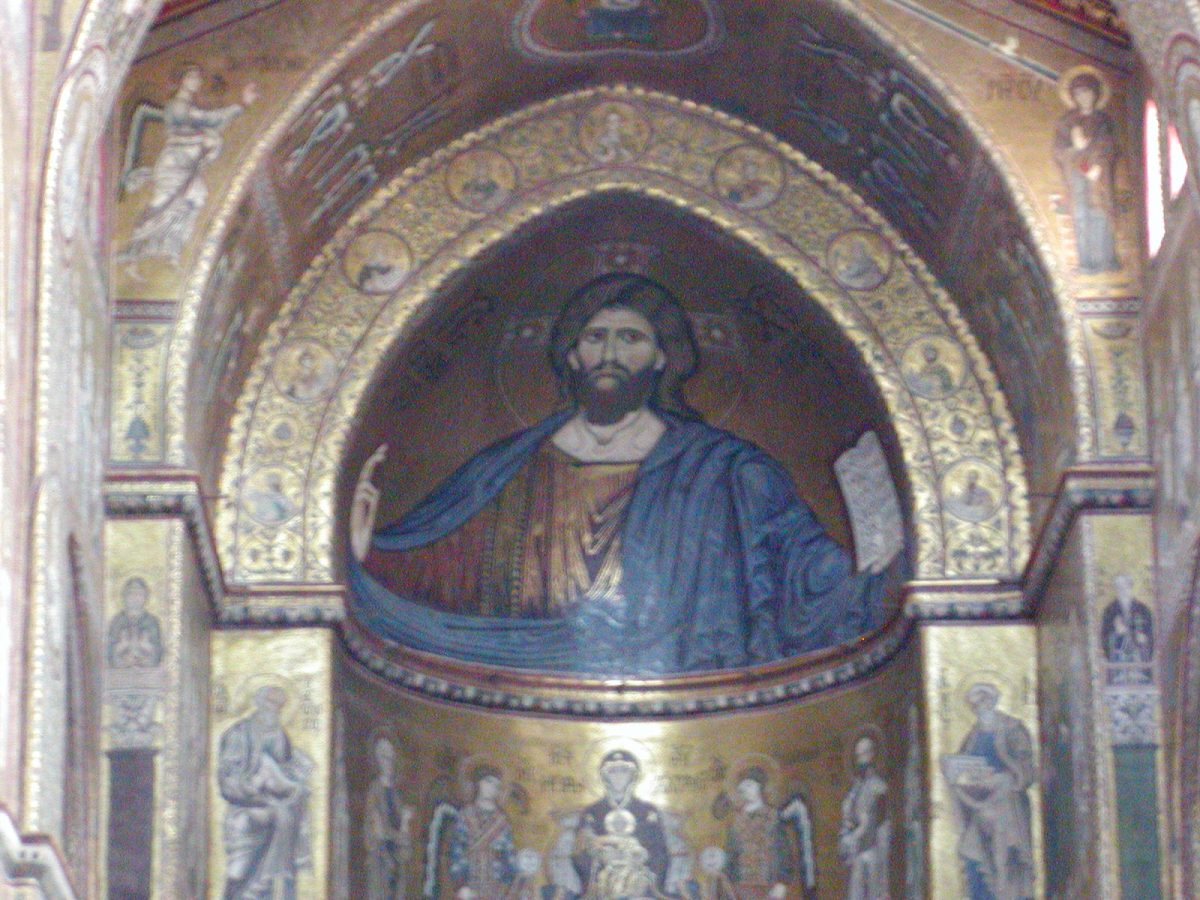 Cathedral of Monreale - 2001-09-17-122229