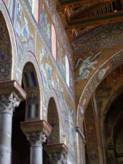 Cathedral of Monreale - 2001-09-17-122248