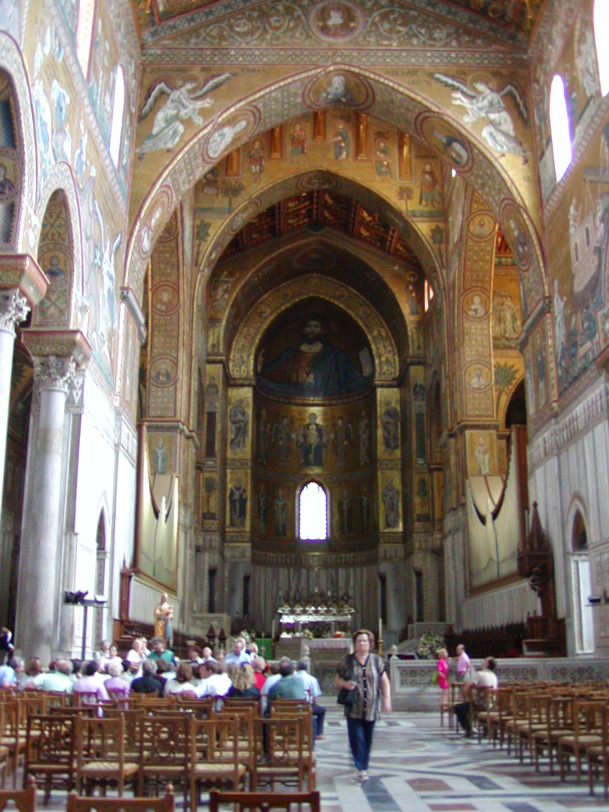 Cathedral of Monreale - 2001-09-17-122302