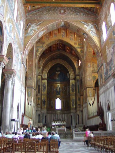 Cathedral of Monreale - 2001-09-17-122311