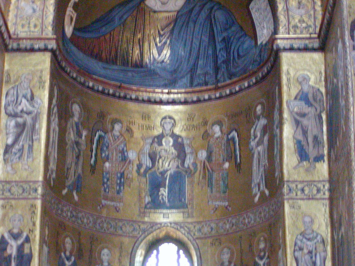 Cathedral of Monreale - 2001-09-17-122500