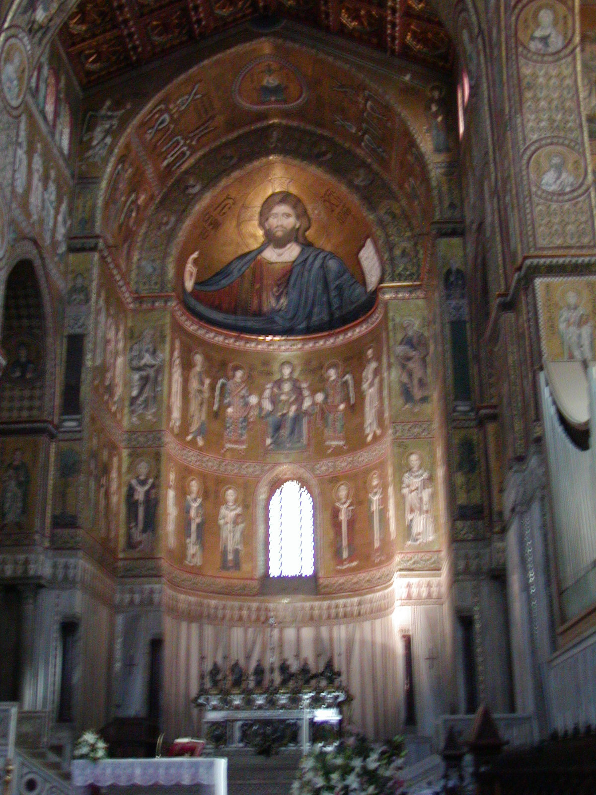 Cathedral of Monreale - 2001-09-17-122533