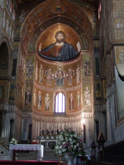 Cathedral of Monreale - 2001-09-17-122544