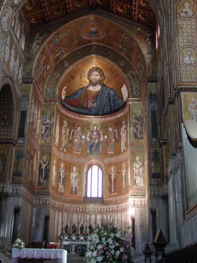 Cathedral of Monreale - 2001-09-17-122558