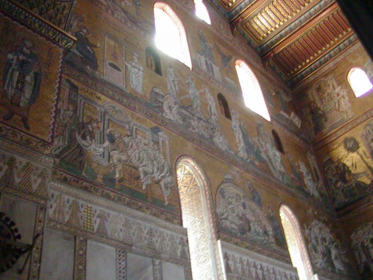 Cathedral of Monreale - 2001-09-17-124412