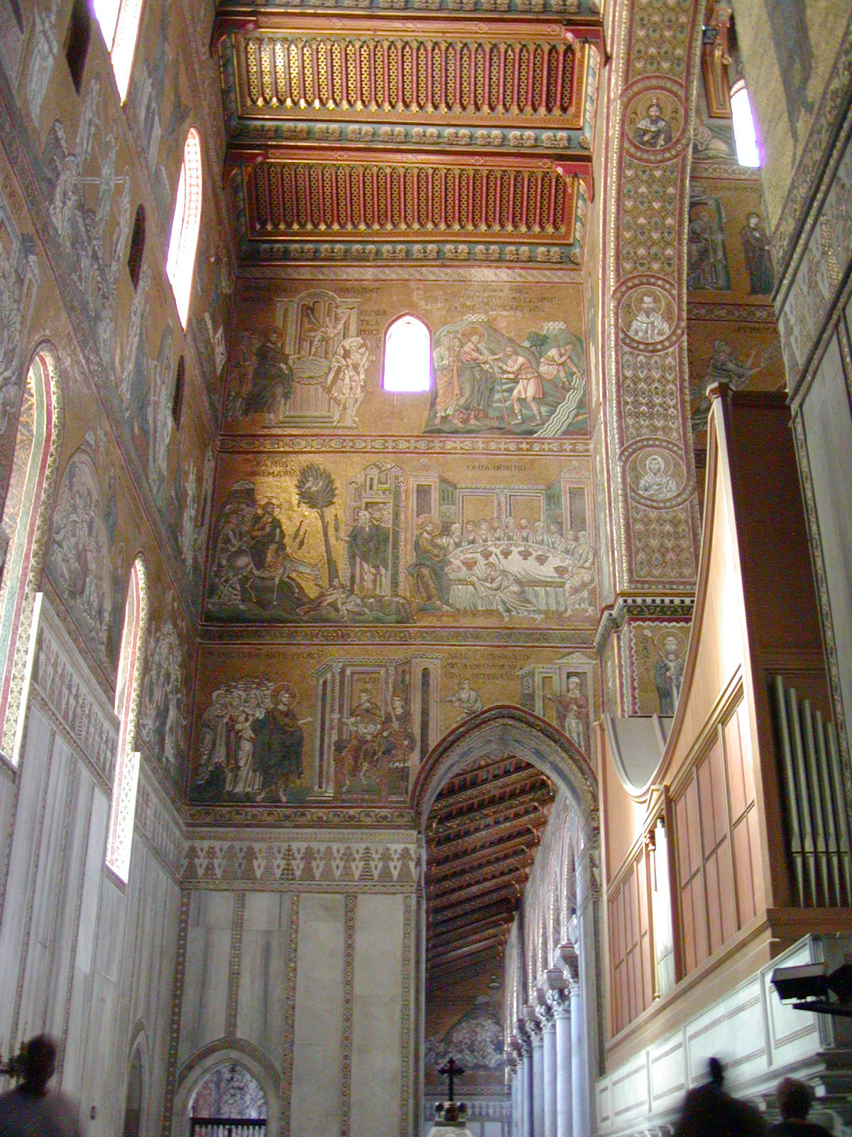 Cathedral of Monreale - 2001-09-17-124440