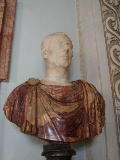 Julius Caesar - Palazzo Nuovo - Capitoline Museums