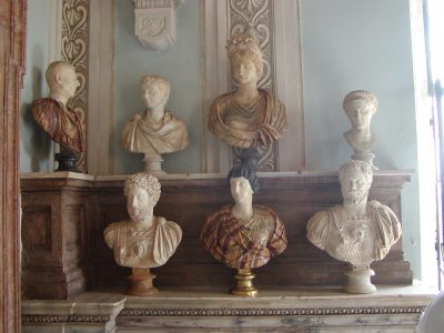 Romans in the Capitoline Museums
