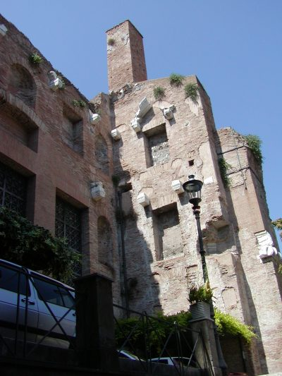 Baths of Diocletian - 2002-08-31-120527