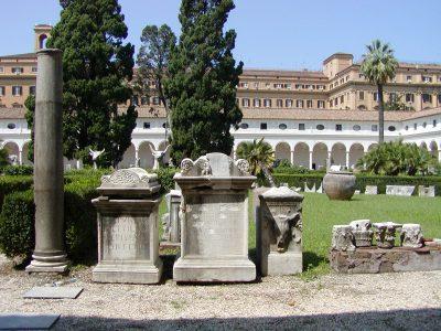 Terme di Diocleziano - 2002-08-31-132921