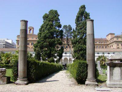 Terme di Diocleziano - 2002-08-31-133051