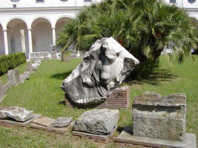 Terme di Diocleziano - 2002-08-31-141443