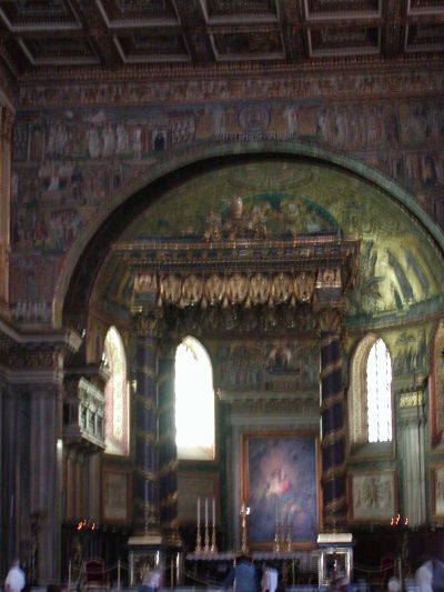 Santa Maria Maggiore - 2002-08-31-165536