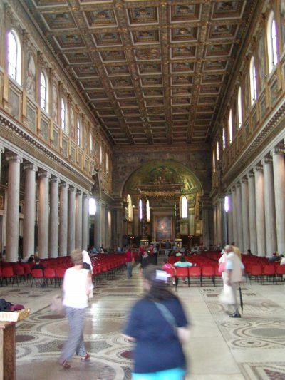 Santa Maria Maggiore - 2002-08-31-170631
