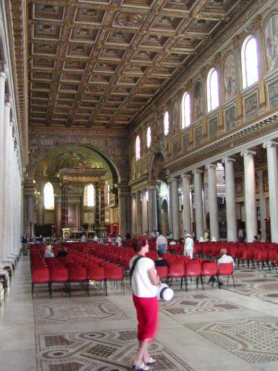 Santa Maria Maggiore - 2002-08-31-170800