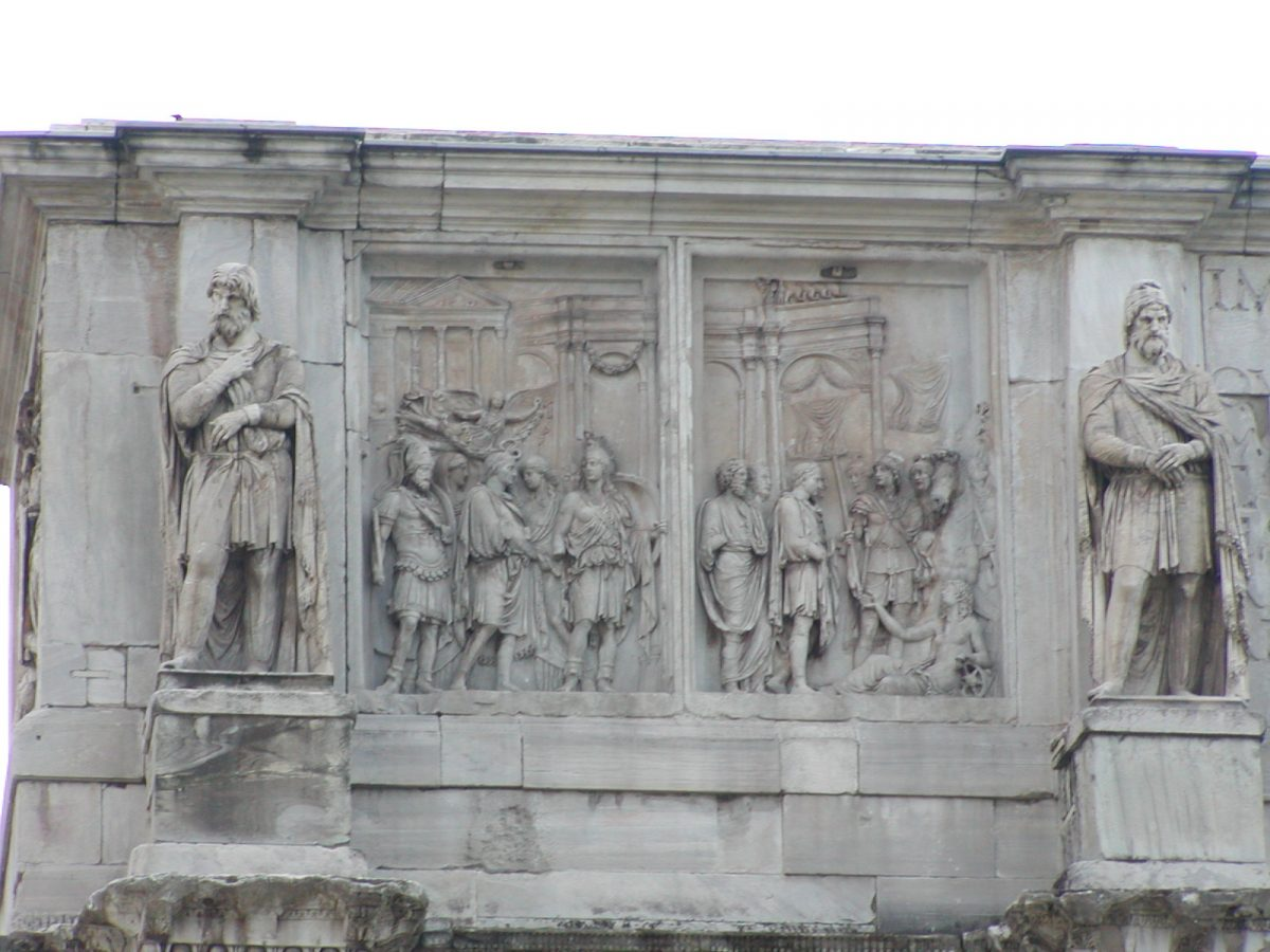 Arch of Constantine - 2002-09-04-160239