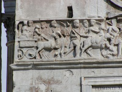 Arch of Constantine - 2002-09-04-161239