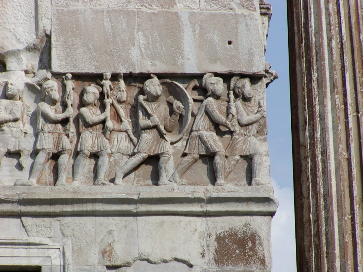 Arch of Constantine - 2002-09-04-161250