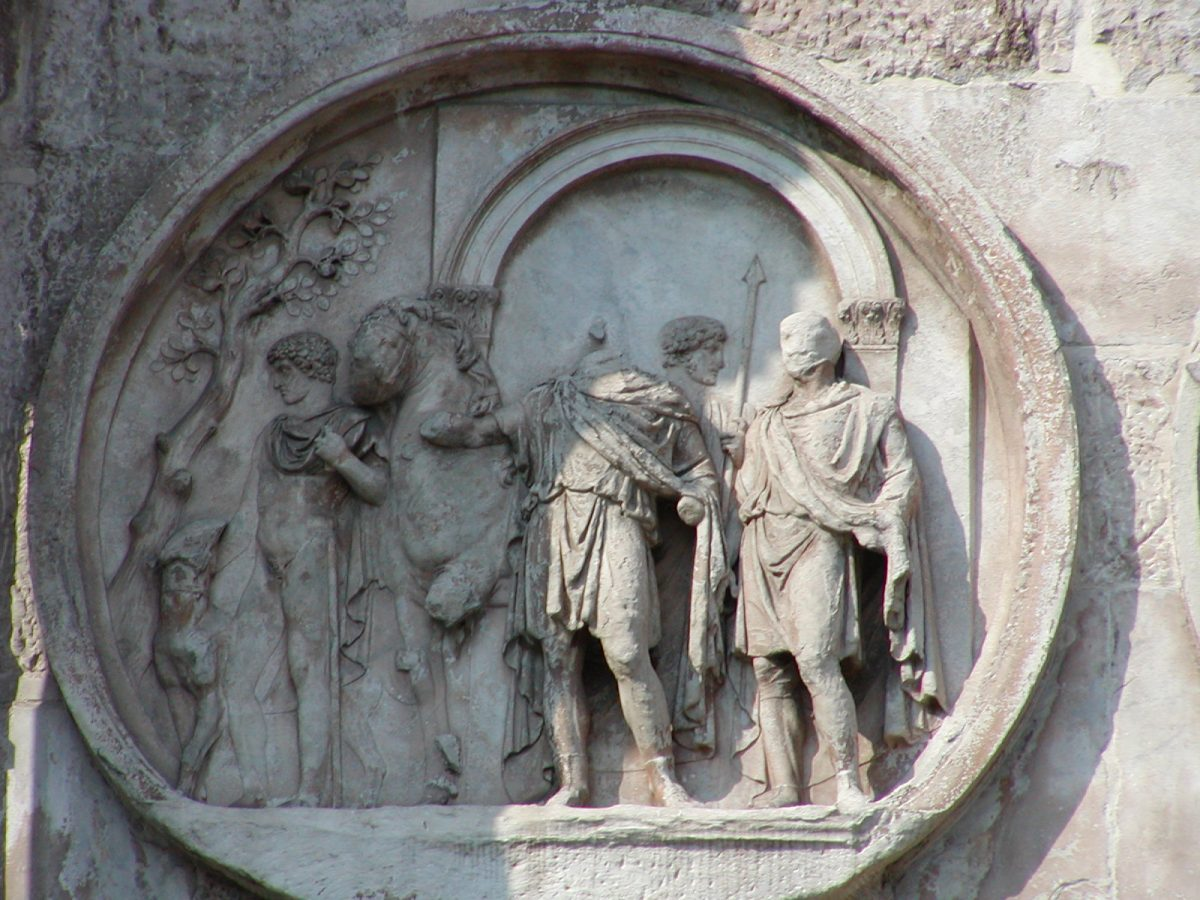 Arch of Constantine - 2002-09-04-161500