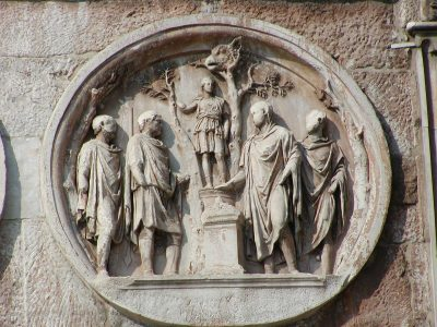 Arch of Constantine - 2002-09-04-161812