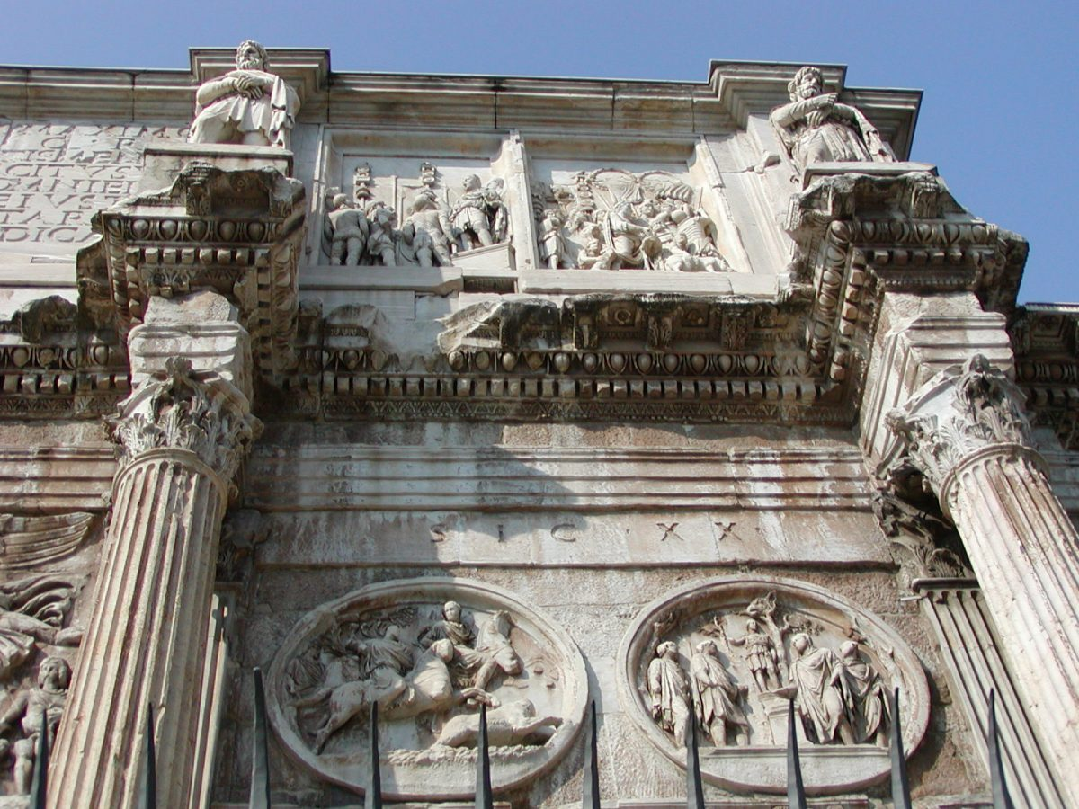 Arch of Constantine - 2002-09-04-162148