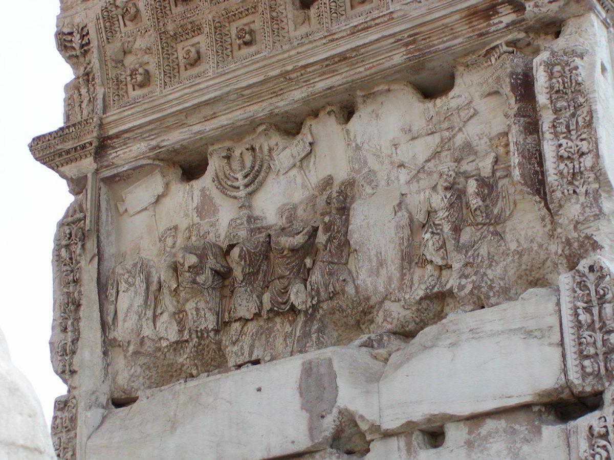 Arch of Titus - 2002-09-04-163947