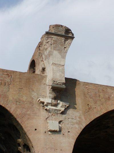 Basilica of Maxentius - 2002-09-04-165408