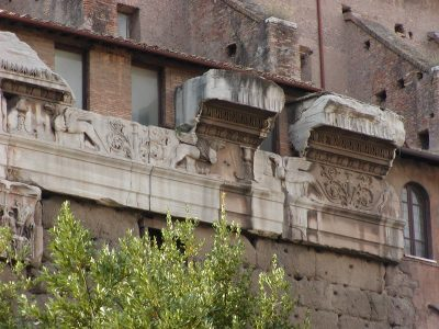 Temple of Antoninus and Faustina - 2002-09-04-170629