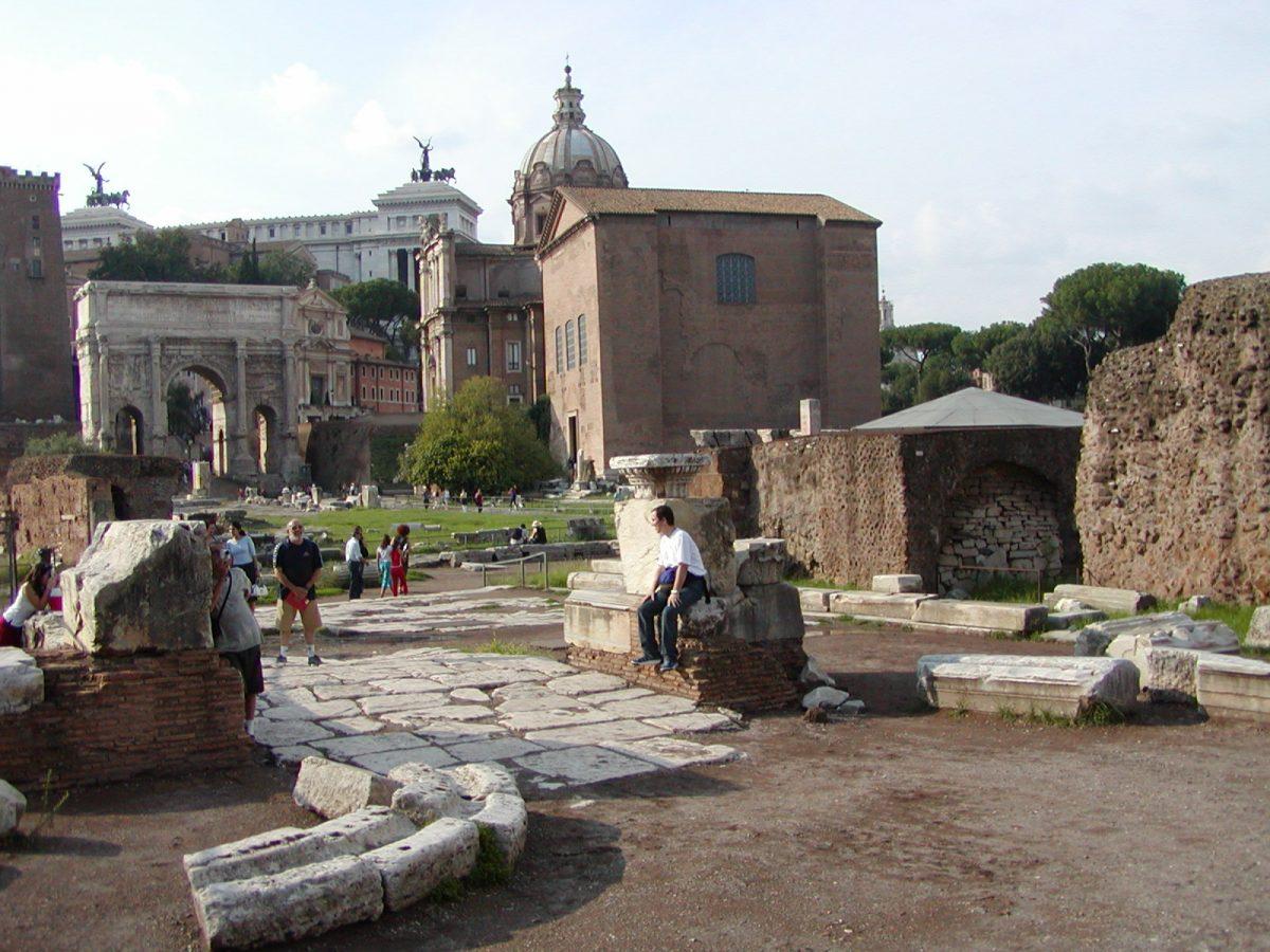 Forum Romanum - 2002-09-04-171657