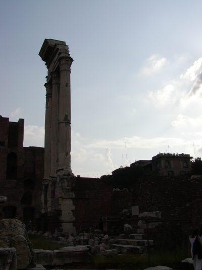 Forum Romanum - 2002-09-04-172000