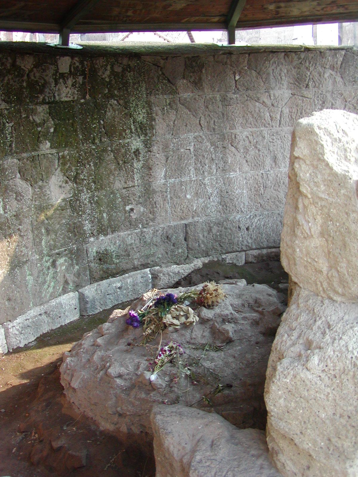 Temple of Caesar - Forum Romanum