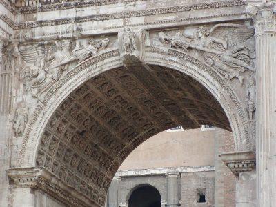 Arch of Septimius Severus - 2002-09-04-172806