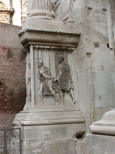 Arch of Septimius Severus - 2002-09-04-173903