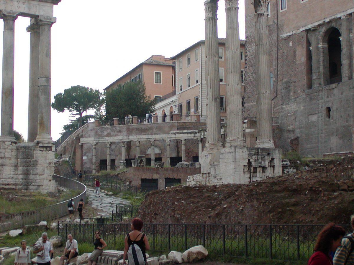 Forum Romanum - 2002-09-04-173943