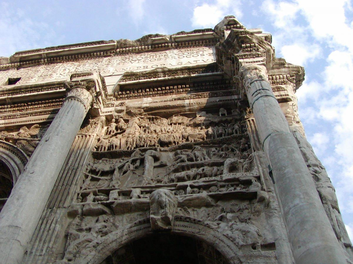 Arch of Septimius Severus - 2002-09-04-174059