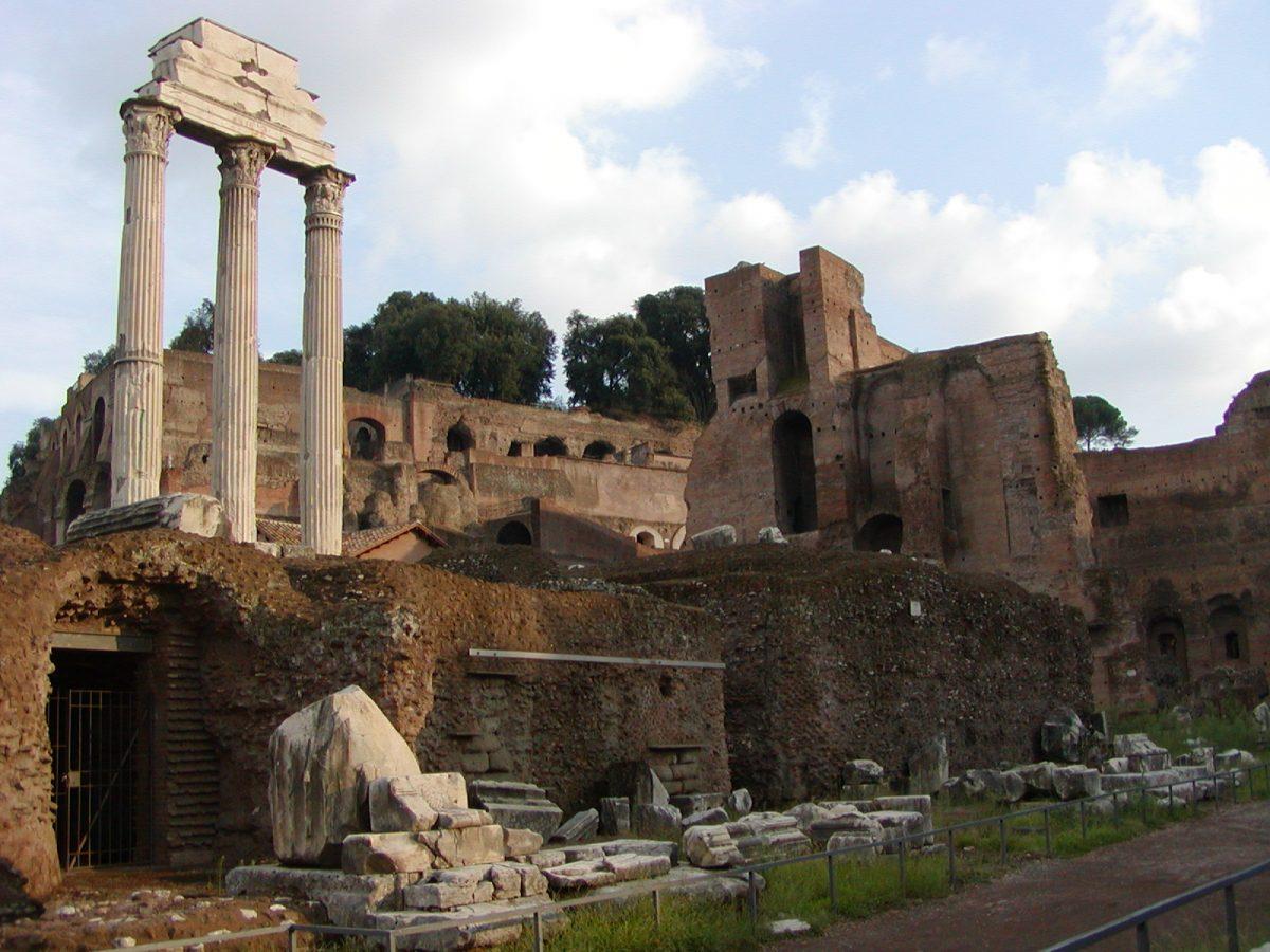 Forum Romanum - 2002-09-04-180452