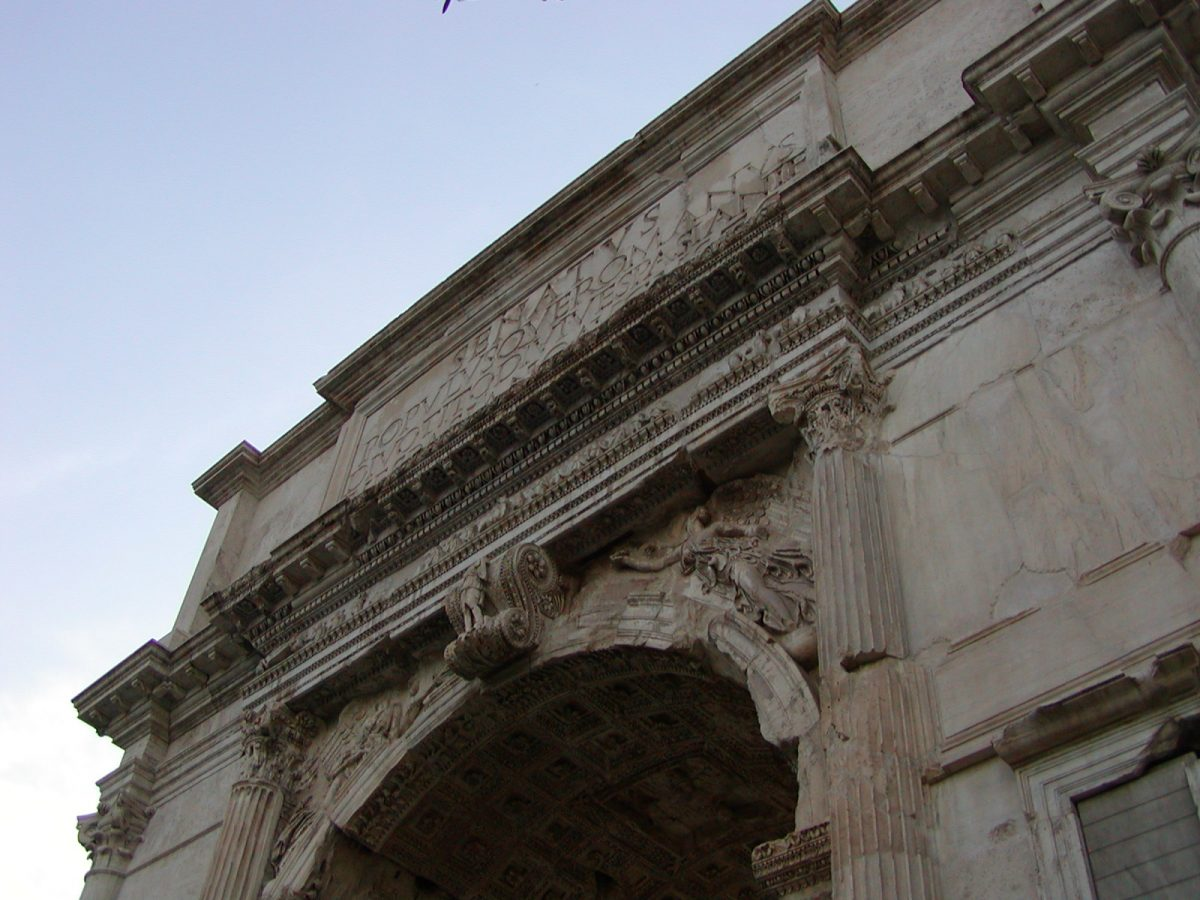 Arch of Titus - 2002-09-04-182438