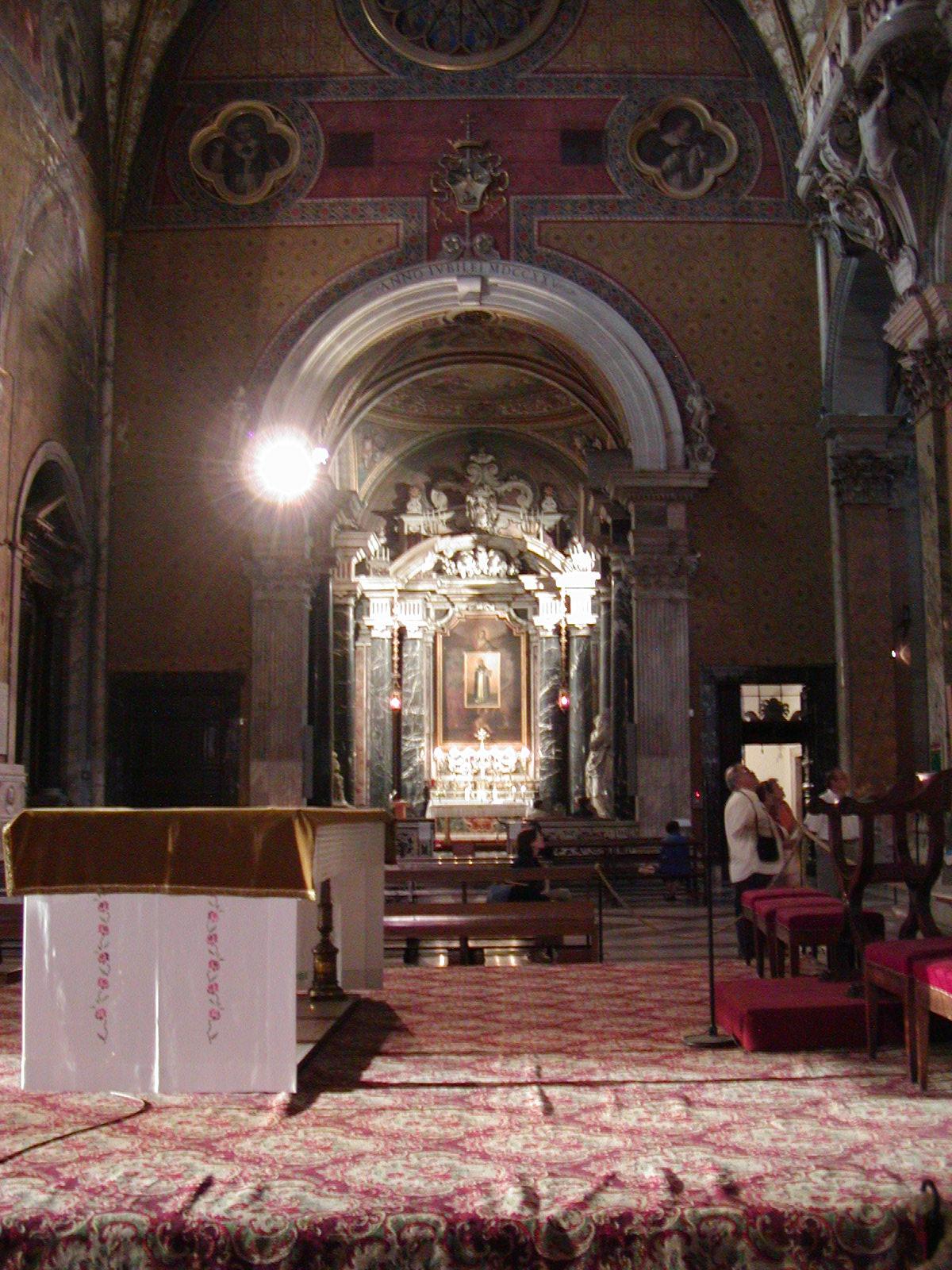 Santa Maria sopra Minerva - 2002-09-06-182304
